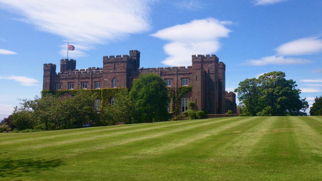 Scone Palace, Szkocja