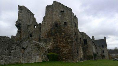 Aberdour Castle. Foto: M. Błażejczak