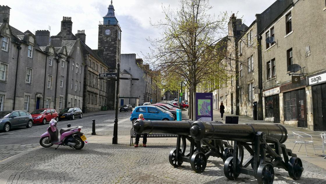 Stirling, foto: M. Błażejczak