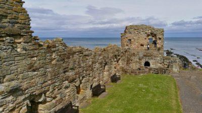 Saint Andrews Castle. Foto: M. Błażejczak