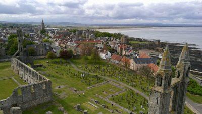Saint Andrews, Szkocja. Foto: M. Błażejczak