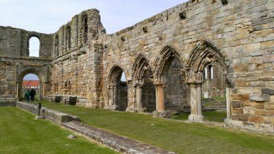 Katedra w Saint Andrews, Szkocja. Foto: M. Błażejczak