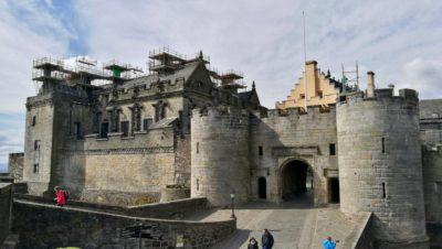 Stirling Castle. Foto: M. Błażejczak