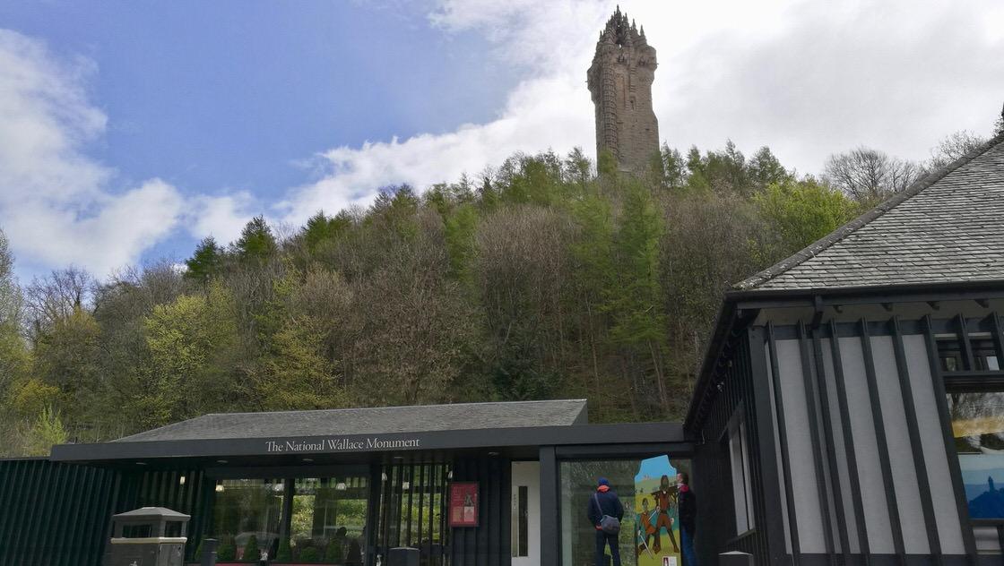 Wallace Monument, foto: M. Błażejczak
