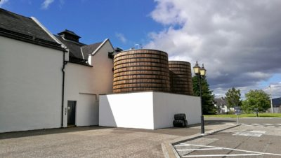Dalwhinnie Distillery, foto: M. Błażejczak