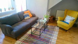 Apartamenty prywatne airbnb - noclegi w Edynburgu. Foto: M. Błażejczak
