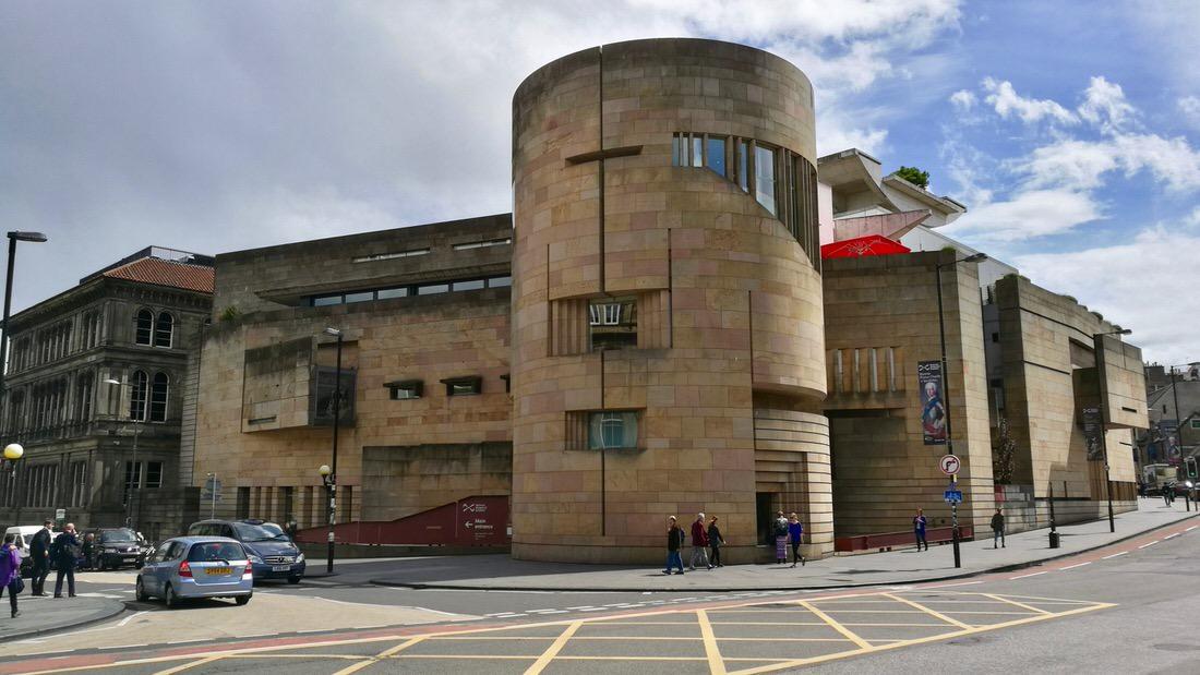 National Museum of Scotland, foto: M. Błażejczak