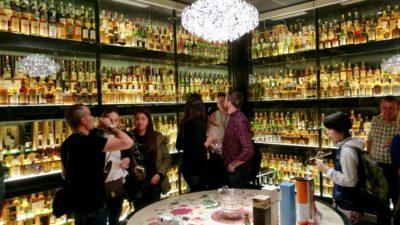 The Scotch Whisky Experience, Edynburg. Foto: M. Błażejczak