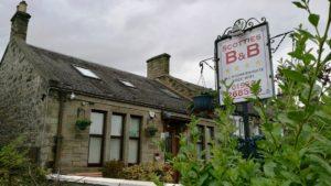 Noclegi typu Bed and Breakfast to okazja, by spać w Edynburgu nieco taniej. Foto: M. Błażejczak