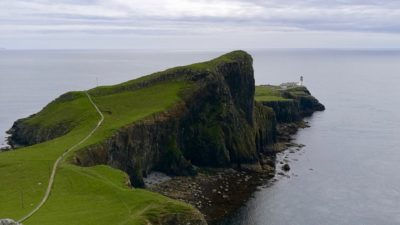 Neist Point, Isle of Skye. Foto: M. Błażejczak