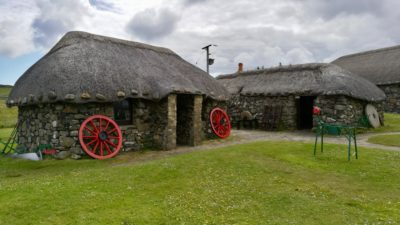 Skye Museum of Island Life, Isle of Skye. Foto: M. Błażejczak