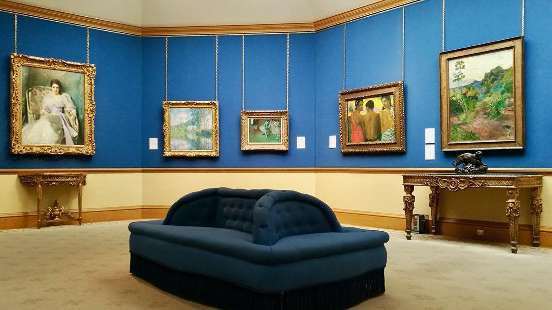 Scottish National Gallery, Edynburg. Foto: M. Błażejczak