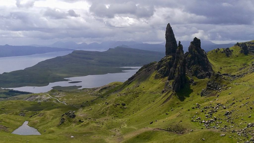 The Old Man of Storr, wyspa Skye. Foto: M. Błażejczak