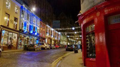 Święta w Szkocji, foto: M. Błażejczak
