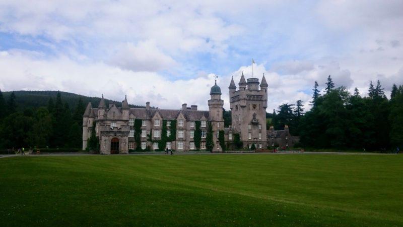 Balmoral Castle, Szkocja. Foto: M. Błażejczak