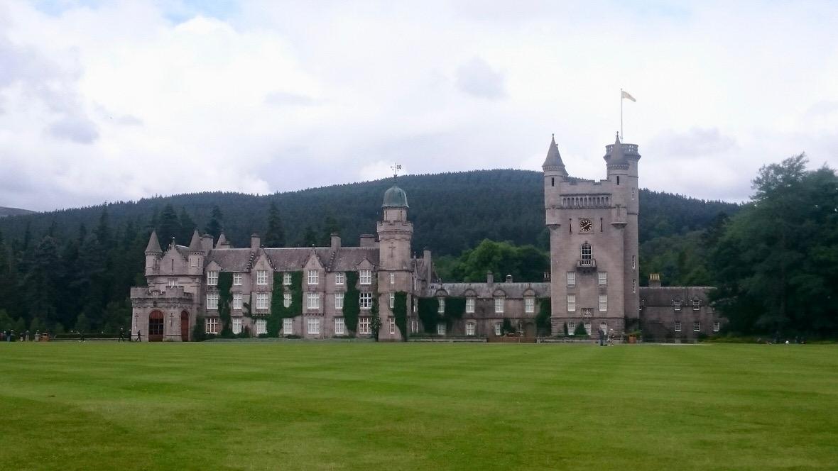 Zamek Balmoral, Szkocja. Foto: M. Błażejczak