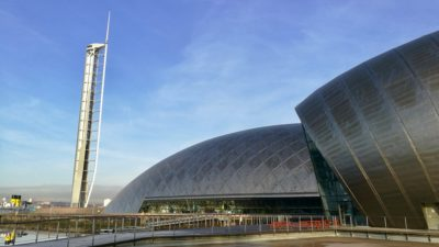 Glasgow Science Centre, foto: M. Błażejczak