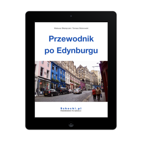 Przewodnik po Edynburgu PDF, ebook