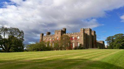 Scone Palace, Szkocja. Foto: M. Błażejczak