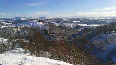 Castle Campbell, foto: M. Błażejczak
