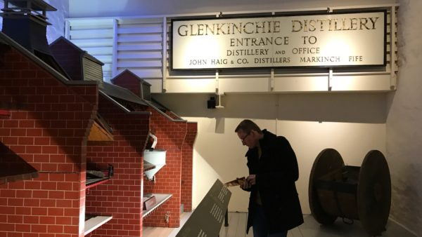 Destylarnia whisky Glenkinchie niedaleko Edynburga. Foto: T. Bobrowski