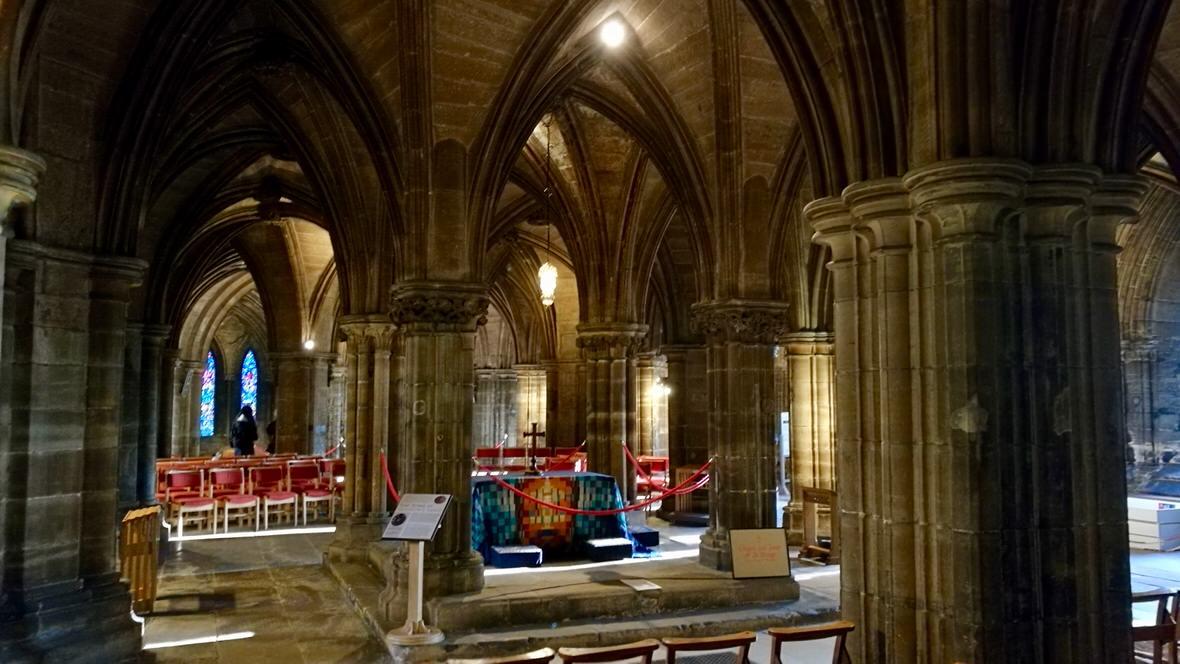 Katedra w Glasgow, foto: M. Błażejczak
