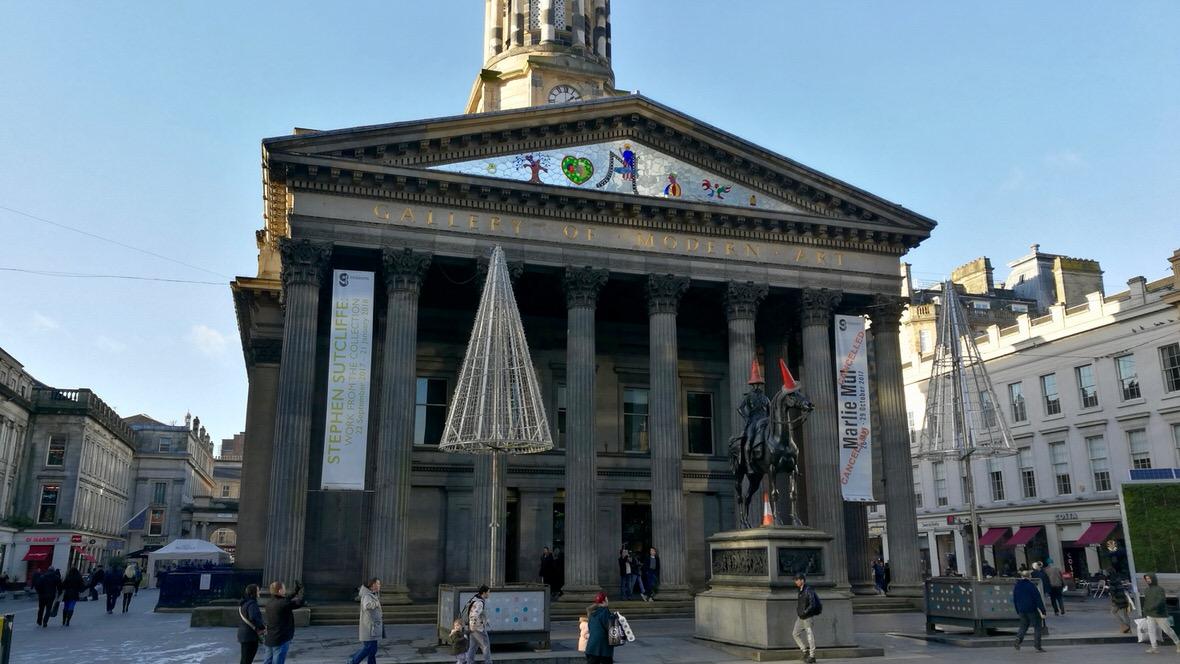 Gallery of Modern Art Glasgow, foto: M. Błażejczak