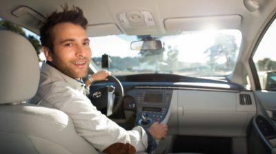 Uber w Edynburgu to nie taksówki, a przejazdy prywatne, ale usługa jest godna polecenia. Foto: materiały prasowe Uber.