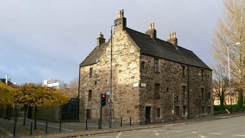 Provand's Lordship w Glasgow. Foto: M. Błażejczak