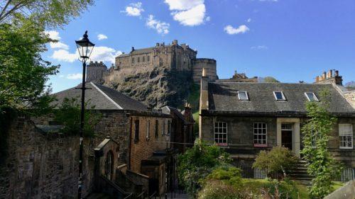 Zwiedzanie Edynburga z przewodnikiem