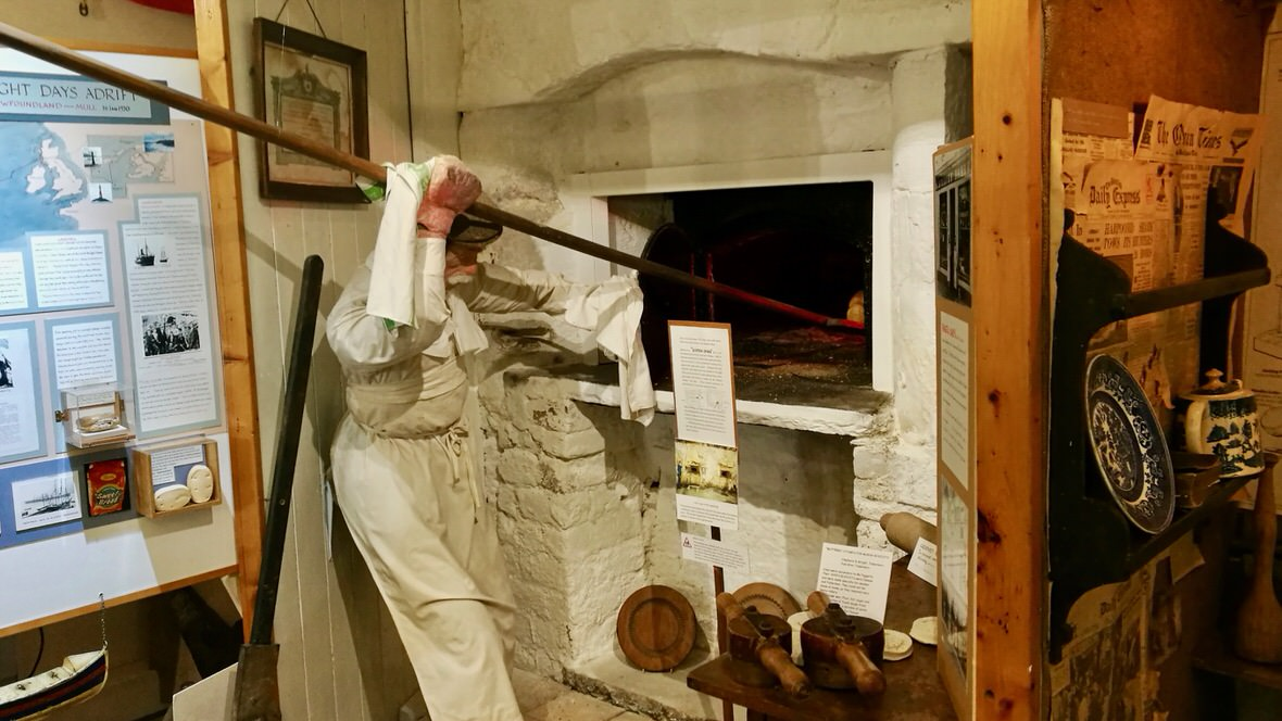 Muzeum Mull w Tobermory, foto: M. Błażejczak