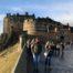 Co robić w Edynburgu? Jeść, spacerować i zwiedzać! Foto: T. Bobrowski