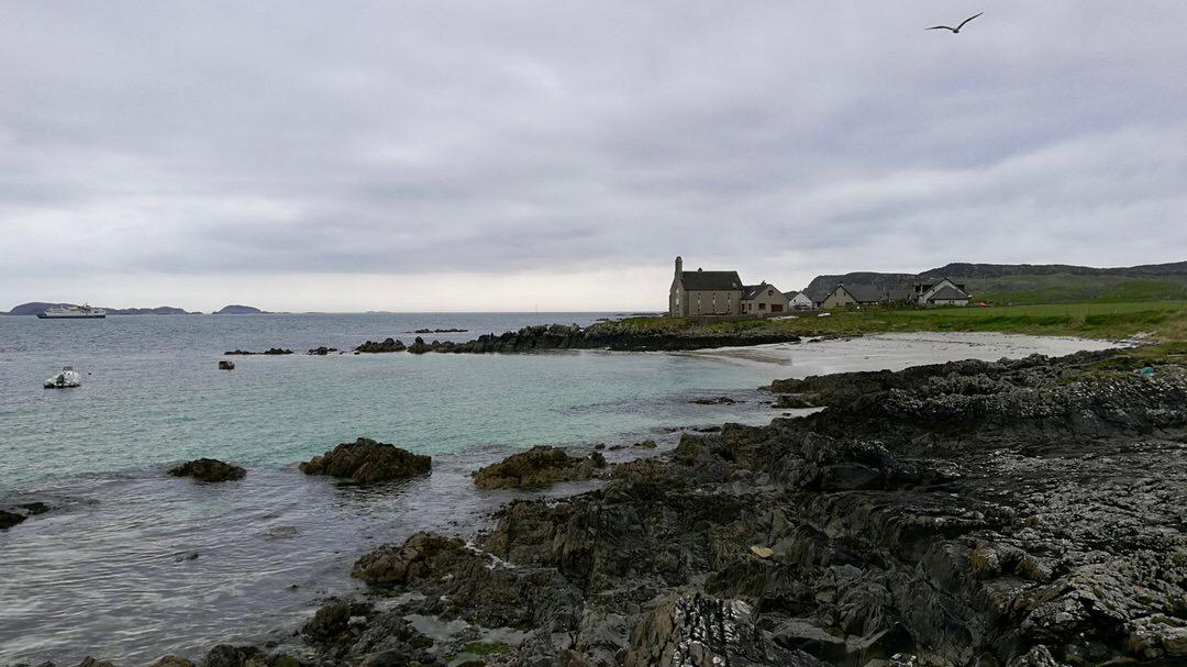 Wyspa Iona, Szkocja. Foto: M. Błażejczak