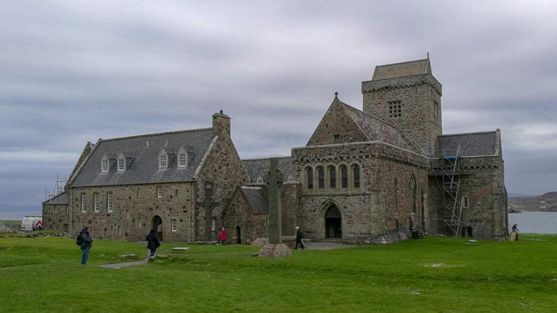 Opactwo Iona, Szkocja. Foto: M. Błażejczak