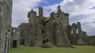 Kilchurn Castle, Szkocja. Foto: M. Błażejczak