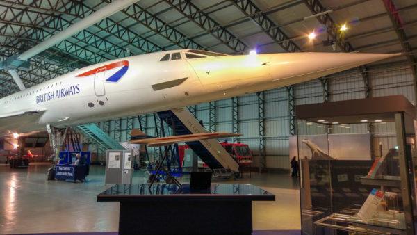 National Museum of Flight, The Concord Experience. Foto: M. Błażejczak