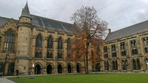 Uniwersytet w Glasgow. Foto: M. Błażejczak