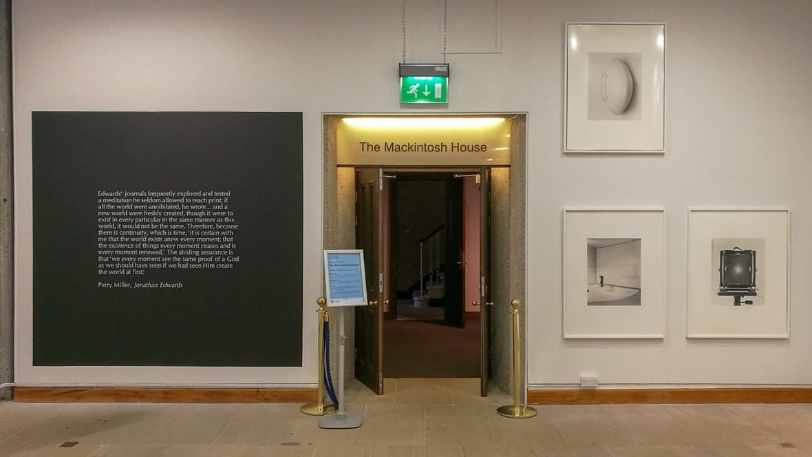 The Mackintosh House w Glasgow, foto: M. Błażejczak