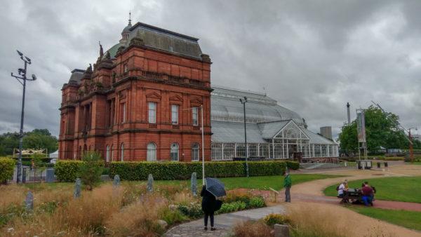 The People's Palace w Glasgow. Foto: M. Błażejczak