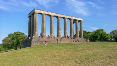 Atrakcje Szkocji to nie tylko jej piękne miasta, ale także wyjątkowa natura i ciekawe wydarzenia. Foto: M. Błażejczak.
