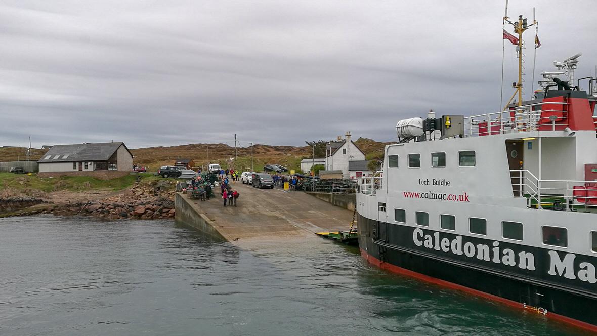 Wyspa Mull, foto: M. Błażejczak