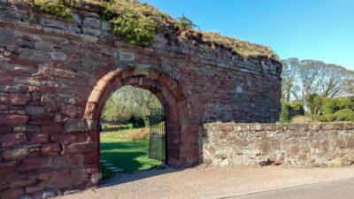Destylarnia Lindores Abbey, foto: M. Błażejczak