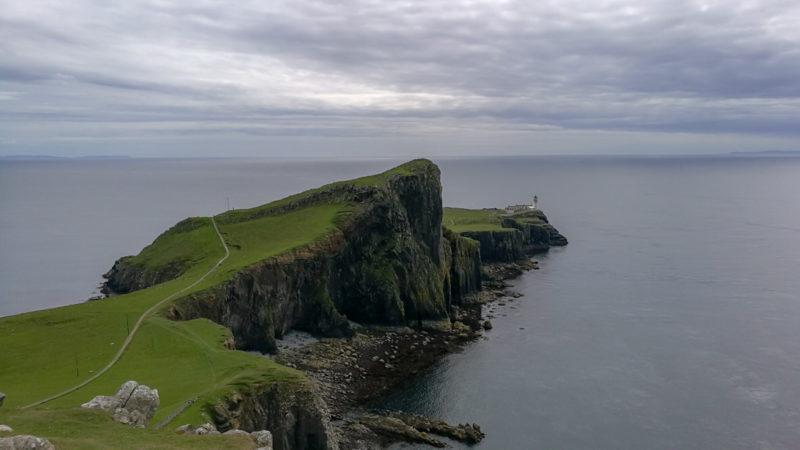 Neist Point, wyspa Skye w Szkocji. Foto: M. Błażejczak