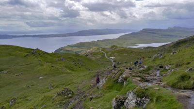 The Old Man of Storr, Wyspa Skye, Szkocja. Foto: M. Błażejczak