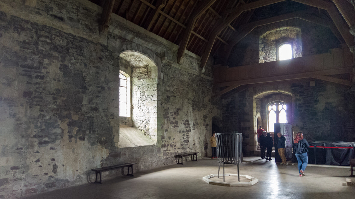 Doune Castle, foto: M. Błażejczak