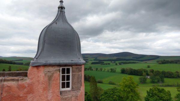 Zamek Craigievar, foto: M. Błażejczak